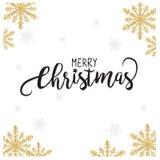 Fondo elegante de la venta de la Navidad con las estrellas que brillan fondo del oro brillante, en vector Imagenes de archivo