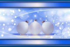 Fondo elegante di Natale Immagini Stock Libere da Diritti