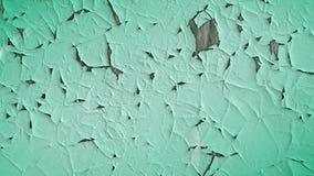 Fondo elegante di progettazione di arte grafica dell'illustrazione del fondo della crepa di lerciume di verde della menta bello illustrazione di stock