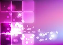 Fondo elegante púrpura Fotos de archivo