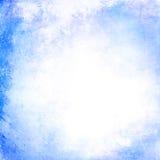 Fondo en blanco azul abstracto Imagen de archivo libre de regalías