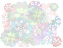 Fondo en colores pastel Imagen de archivo
