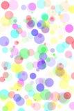 Fondo en colores pastel ilustración del vector