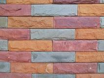 Fondo en colores pastel de la pared Foto de archivo libre de regalías