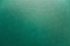 Fondo en tonos verdes Fotografía de archivo