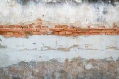 Fondo envejecido de la pared Foto de archivo