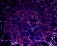 Fondo espiral Fotografía de archivo