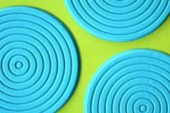 Fondo - espuma colorida Foto de archivo libre de regalías