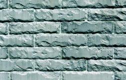 Fondo estilizado color de la textura de la pared de ladrillo Foto de archivo