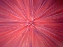 Fondo - explosión coloreada ilustración del vector