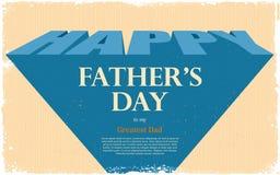 Fondo feliz del día de padre