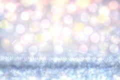 Fondo feliz del d?a de fiesta Textura colorida festiva linda y elegante abstracta del fondo del verano con el bokeh coloreado est libre illustration