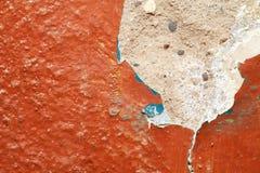 Fondo feo de la pared Imagenes de archivo