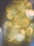 Fondo festivo abstracto Bokeh del banquete de la Navidad y del Año Nuevo Imagenes de archivo