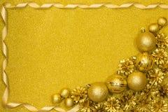 Fondo festivo de la Feliz Navidad y de la Feliz Año Nuevo Foto de archivo