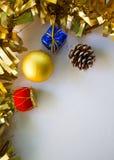 Fondo festivo para la Navidad o la foto china de la vertical del Año Nuevo Fotografía de archivo