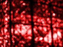 Fondo festivo rojo de la Navidad Extracto elegante Imagenes de archivo