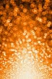 Fondo festivo scintillante delle luci Fotografie Stock