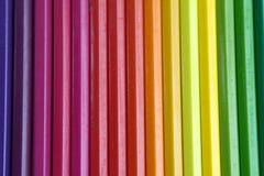 Lápiz del color Fotografía de archivo
