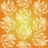 Fondo floral Foto de archivo