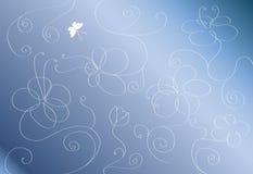 Fondo floral libre illustration