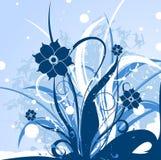 Fondo floral Fotos de archivo