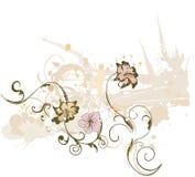 Fondo floral Foto de archivo libre de regalías