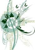 Fondo floral Fotos de archivo libres de regalías