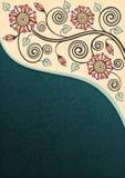 Fondo floral Imagen de archivo libre de regalías