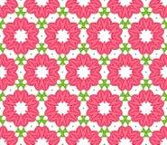 Fondo floral colorido inconsútil del modelo Foto de archivo libre de regalías