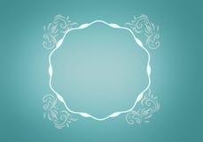Fondo floral de Blud imagen de archivo libre de regalías