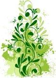 Fondo floral de Grunge libre illustration