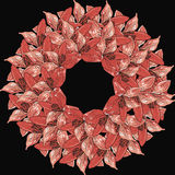 Fondo floral de la primavera abstracta Foto de archivo