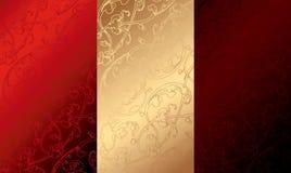 Fondo floral de la textura Fotografía de archivo libre de regalías