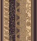 Fondo floral de la textura Imagenes de archivo