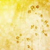 Fondo floral de la vendimia Fotos de archivo libres de regalías