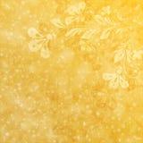 Fondo floral de la vendimia Foto de archivo libre de regalías