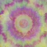 Fondo floral del batik del grunge del arte Colores en colores pastel del Stylization, acuarelas Contexto texturizado vintage con  Fotografía de archivo libre de regalías