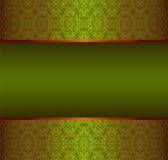Fondo floral del damasco Imagen de archivo libre de regalías