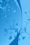 Fondo floral del desfile Imagen de archivo libre de regalías
