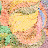 Fondo floral del mosaico Libre Illustration