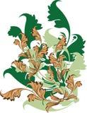 Fondo floral del vector ilustración del vector