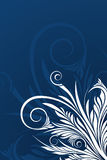 Fondo floral del vector Imágenes de archivo libres de regalías