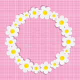 Fondo floral - ejemplo Fotos de archivo