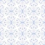 Fondo floral elegante, modelo inconsútil del vector Foto de archivo libre de regalías