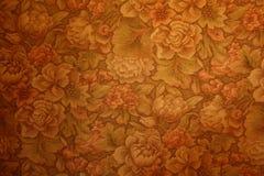 Fondo floral en colores de la guerra Imagen de archivo