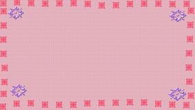 Fondo floreale dell'estratto del modello Fotografia Stock