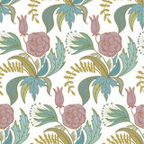 Fondo floreale di Patternt Royalty Illustrazione gratis