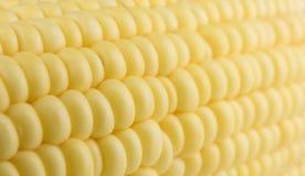 Fondo fresco dell'alimento del cereale del primo piano Immagine Stock