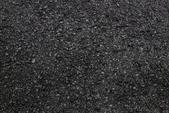 Fondo fresco dell'asfalto Strada della costruzione Fotografia Stock